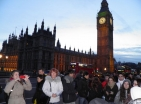 London, the Houses of Parliament and Big Ben