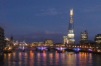 London, the tallest skyscraper in the EU - The Shard