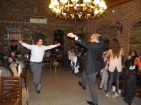74 Usak, Farewell party folk dance by Cengiz and Denis